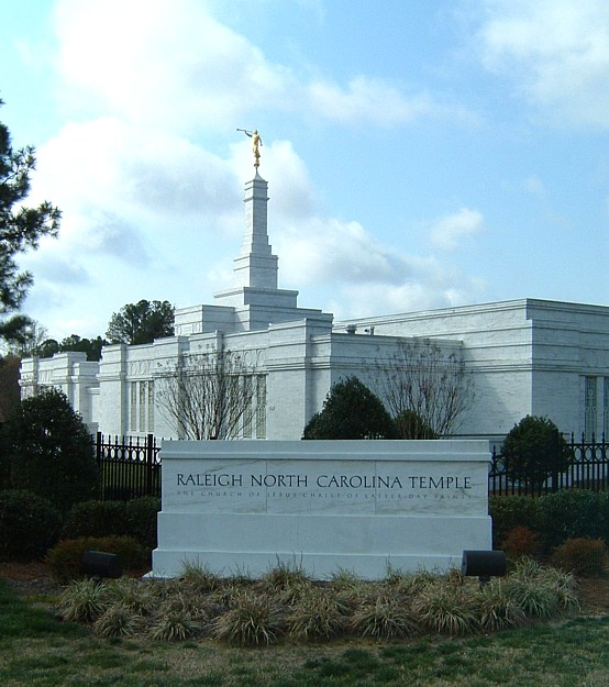 Raleigh North Carolina Lds Temple Mormon Temples On