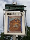 Image for The Noahs Ark Inn pub sign - Lurgashall, West Sussex, UK