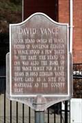 Image for David Vance