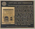 Image for City Jail and Firehouse