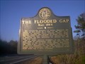 Image for THE FLOODED GAP - GHM 155-15