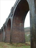 Image for Ten Arch Bridge, Pontrhydyfen, Afan Valley, Wales.