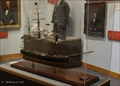 Image for 'Snow Squall' Ship Model - Maine Maritime Museum - Bath, ME