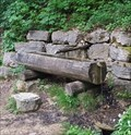 Image for Wooden Fountain in the Forest - Muttenz, BL, Switzerland
