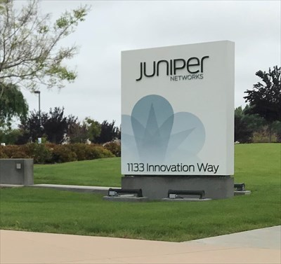 Juniper Networks - Sunnyvale, CA - Publicly Held Corporation