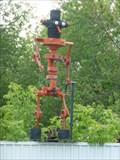 Image for Le robot mécanique-St-Jean-Baptiste-Québec,Canada