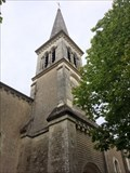 Image for Clocher de l'Eglise Notre Dame  - Chalandray, Nouvelle Aquitaine, France