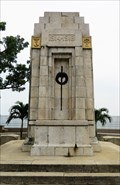Image for Combined War Memorial - George Town, Penang, Malaysia.