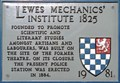 Image for Lewes Mechanics' Institute - West Street, Lewes, UK