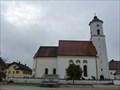 Image for Katholische Pfarrkirche St. Nikolaus - Albaching, Lk Rosenheim, Bavaria, Germany