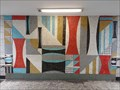Image for Glasmosaikwand - Fritz Kronenberg - Hamburg, Deutschland