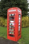 Image for Red Telephone Box - Great Glen, Leicestershire, LE8 9GH