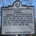 Image for Washington-Rochambeau Route