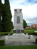 Image for Rotorua Great War Memorial - New Zealand