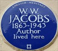 Image for W W Jacobs - Albany Street, London, UK