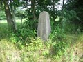 Image for US SCt Deakins Line Stone 33, 1910, Maryland - West Virginia