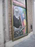 Image for Jerry Garcia Mural - San Francisco, CA