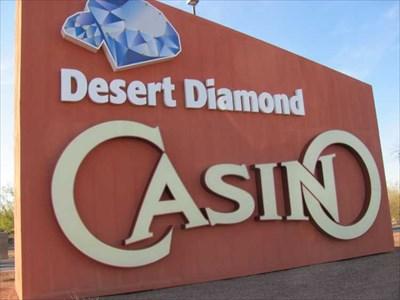 Desert diamond casino sahuarita az