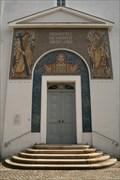 Image for Hauptportalmosaik Christuskirche - Bischofswerda, Lk. Bautzen, Sachsen, D