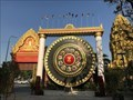 Image for Flags of ASEAN in Wat Ounalom - Phnom Penh - Cambodia