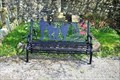 Image for WW1 Memorial Bench - Kirk Maughold Churchyard – Maughold, Isle of Man