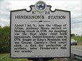 Image for Henderson's Station - 1C 24 - Greeneville, TN
