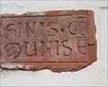 Image for Medieval Parish Boundary Marker - Basel, Switzerland