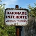 Image for Verboden te Swemen - Hainaut (B)