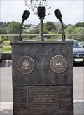 Image for The John F. Kennedy - Podium - New Ross, County Wexford, Ireland