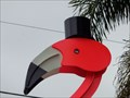 Image for Toff Flamingo - Museum of Whimsy - Sarasota, Florida, USA.