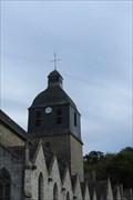 Image for Le Clocher de l'Église Saint-Germain-d'Auxerre - Saint-Germain-en-Coglès, France