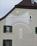 Image for Sundial at Hauptstrasse - Ettingen, BL, Switzerland