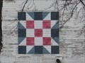 Image for Hickory Avenue Barn Quilt – rural Hull, IA