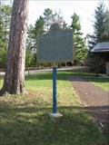Image for French Portage Plaque – French Lake, ON