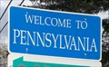 Image for NY/PA Border - PA Route 858