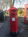 Image for Victorian Pillar Box - Evesham Road, Cheltenham, Gloucestershire, UK