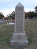 Image for Ollie Thetford - Caddo Cemetery - Joshua, TX