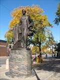 "Image for ""The Chicago Lincoln"" Statue in Lincoln Square (Chicago,IL)"