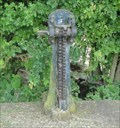 Image for Shropshire Union Canal Towpath Flood Control Sluice  Gate - Audlem, UK