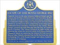 "Image for ""ESCAPE OF THE ROYAL GEORGE 1812"" ~ Greater Napanee"