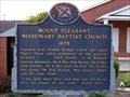 Image for Mt. Pleasant Misionary Baptist Church 1874 - Enterprise, AL