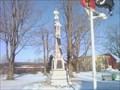 Image for Mechanic Falls Civil War Monument
