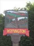 Image for Wymington - Village sign - Beds