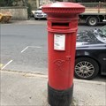 Image for Victorian Pillar Box - Queen Parade, Harrogate, Yorkshire, UK