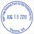 """Image for """"Wolf Trap National Park for the Performing Arts - Vienna, VA"""" - Ranger Station"""