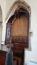 Image for Church Organ - St Egelwin the Martyr - Scalford, Leicestershire