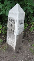 Image for Leeds Liverpool Canal Milestone – Wigan, UK