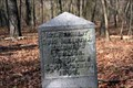 Image for 1st Ohio Infantry Regiment Marker  - Chickamauga National Battlefield
