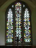 Image for Window, St Bridget's Church, Skenfrith, Monmouthshire, Wales