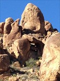 Image for Natural Arch -- Grapevine Hills Trail, Big Bend NP TX